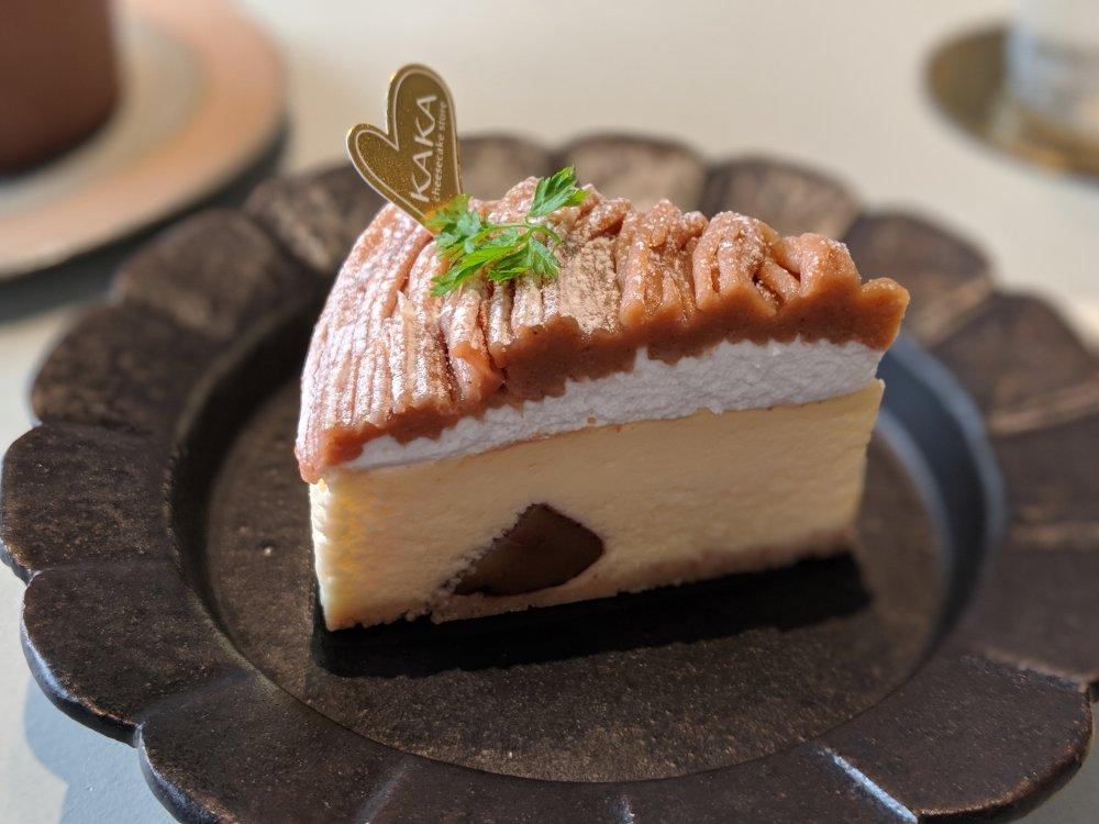 チーズ ケーキ kaka